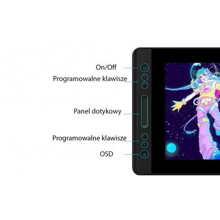 "Tablet Graficzny 21,5"" Huion Kamvas GT-221 PRO"