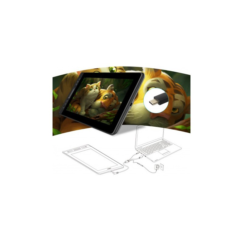 Tablet Graficzny Huion H950P