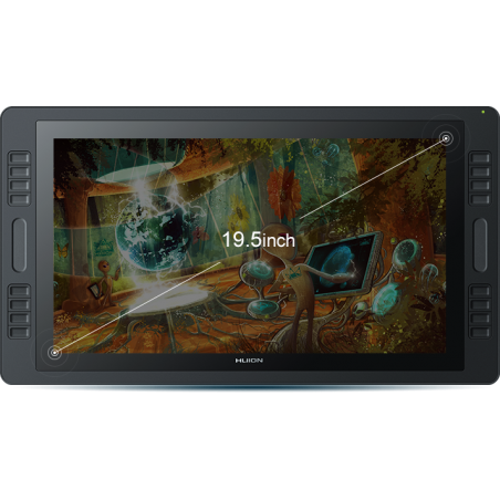 Tablet Graficzny Huion H640P