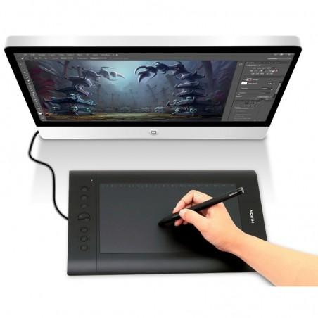 Tablet Graficzny Huion 610 PRO