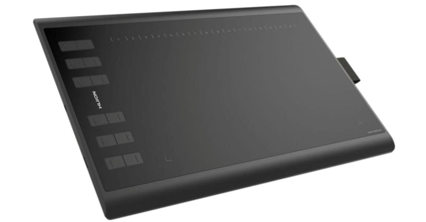 Tablet graficzny do retuszu