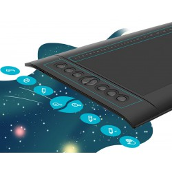 tablet HUION 610 PRO V2