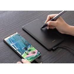 Huion H420X kompatybilnym z urządzeniami mobilnymi