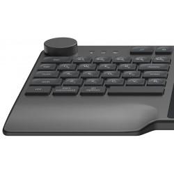 Tablet graficzny Huion Keydial KD200 z klawiaturą